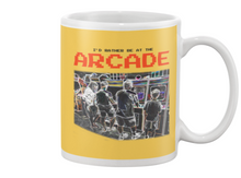 I'd Rather Be At The Arcade - Light Mug