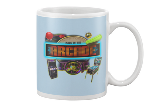 Made in the Arcade - Mug