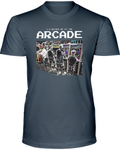 I'd Rather Be At The Arcade - Dark Shirts