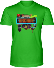Made in the Arcade - T-Shirt