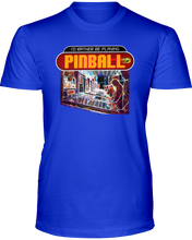 I'd Rather Be Playing Pinball - T-Shirt