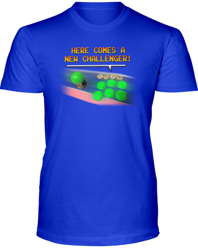 Here Comes A New Challenger! Candy Color - T-Shirt