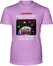 World Problems? Video Game - T-Shirt