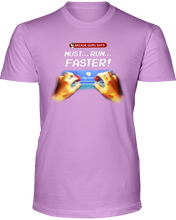 Must... Run... FASTER! - Arcade T-Shirt