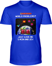 World Problems? Video Game T-Shirt