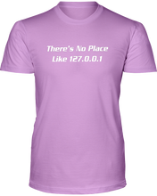 There's No Place Like 1.27.0.0.1 - T-Shirt