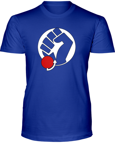 Fighting Video Game Fireball - T-Shirt