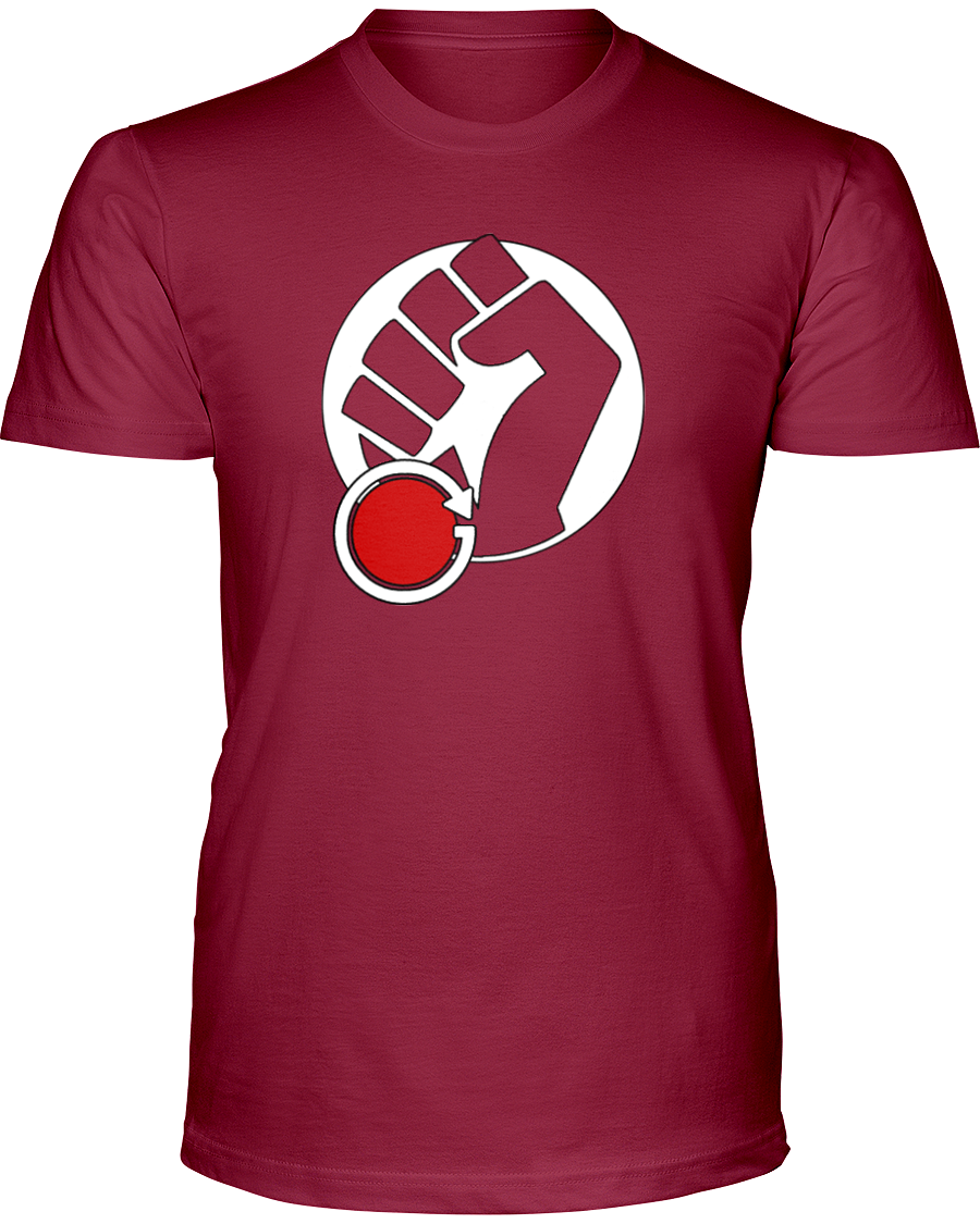 Fighting Video Game 360 Throw Move - T-Shirt