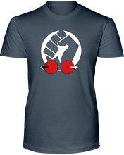 Fighting Video Game Charge Move - T-Shirt