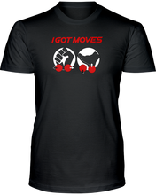 Fighting Game I Got Moves - Charge T-Shirt