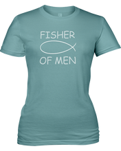 Fisher of Men - Women's Christian T-Shirt