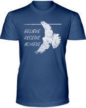 Believe Receive Achieve - Unisex Christian Faith T-Shirt