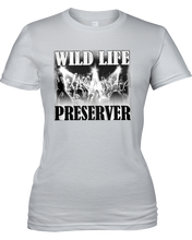 Wild Life Preserver - T-Shirt Women's Light Colors