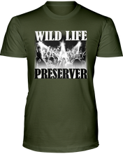 Wild Life Preserver - T-Shirt Dark Colors