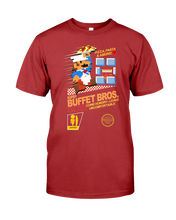 Super Buffet Bros. -  T-Shirt Alt Colors