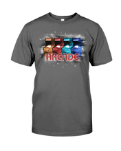 Retro Video Arcade Game - T-Shirt