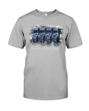 Retro Video Arcade - T-Shirt Dark Version