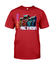 Retro Video Arcade Action - T-Shirt