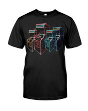 Retro Video Arcade Game Style - T-Shirt