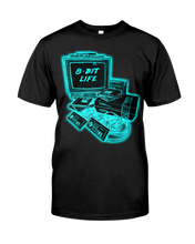 8-Bit Life Video Game - T-Shirt