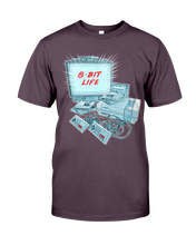 8-Bit Life Video Game Color - T-Shirt