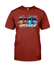 Retro Video Arcade Game Color - T-Shirt