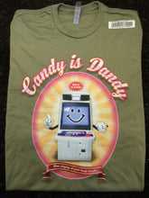 Candy is Dandy!  - T-Shirt