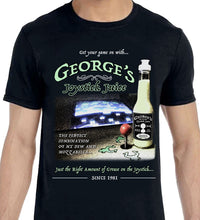 George's Joystick Juice - T-Shirt