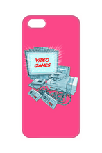 Video Games - iPhone 7, 6, 5 Case