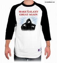 Make The Galaxy Great Again - Raglan T-Shirt