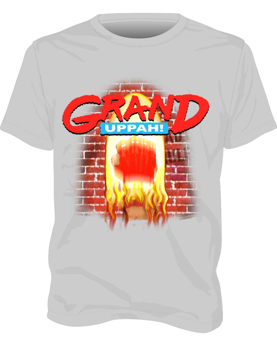 GRAND UPPAH! - T-Shirt Light