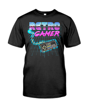 Retro Gamer - T-Shirt