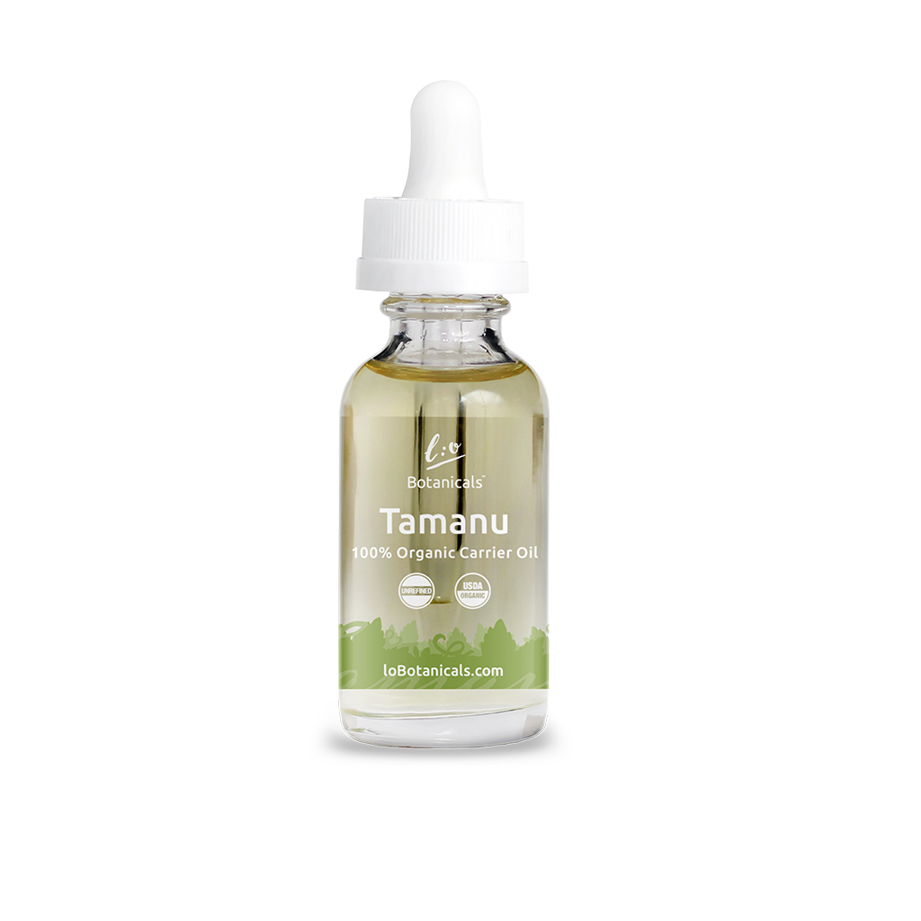 Tamanu Oil - 100% Unrefined Certified Organic