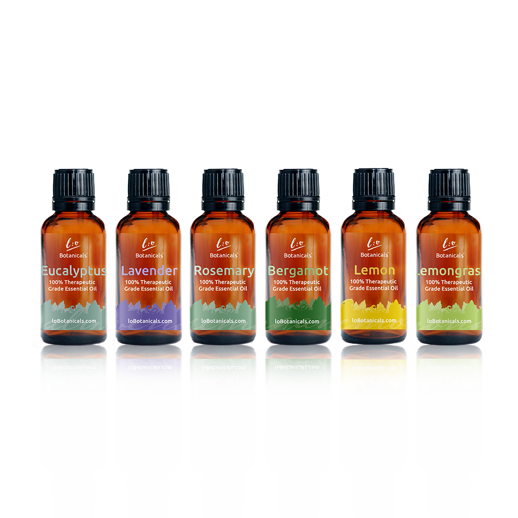 Yoga Essential Oil Collection