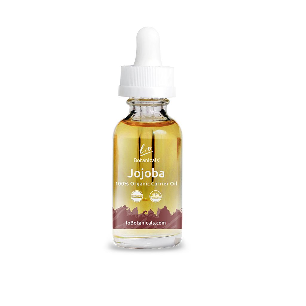Jojoba Oil - 100% Unrefined Certified Organic
