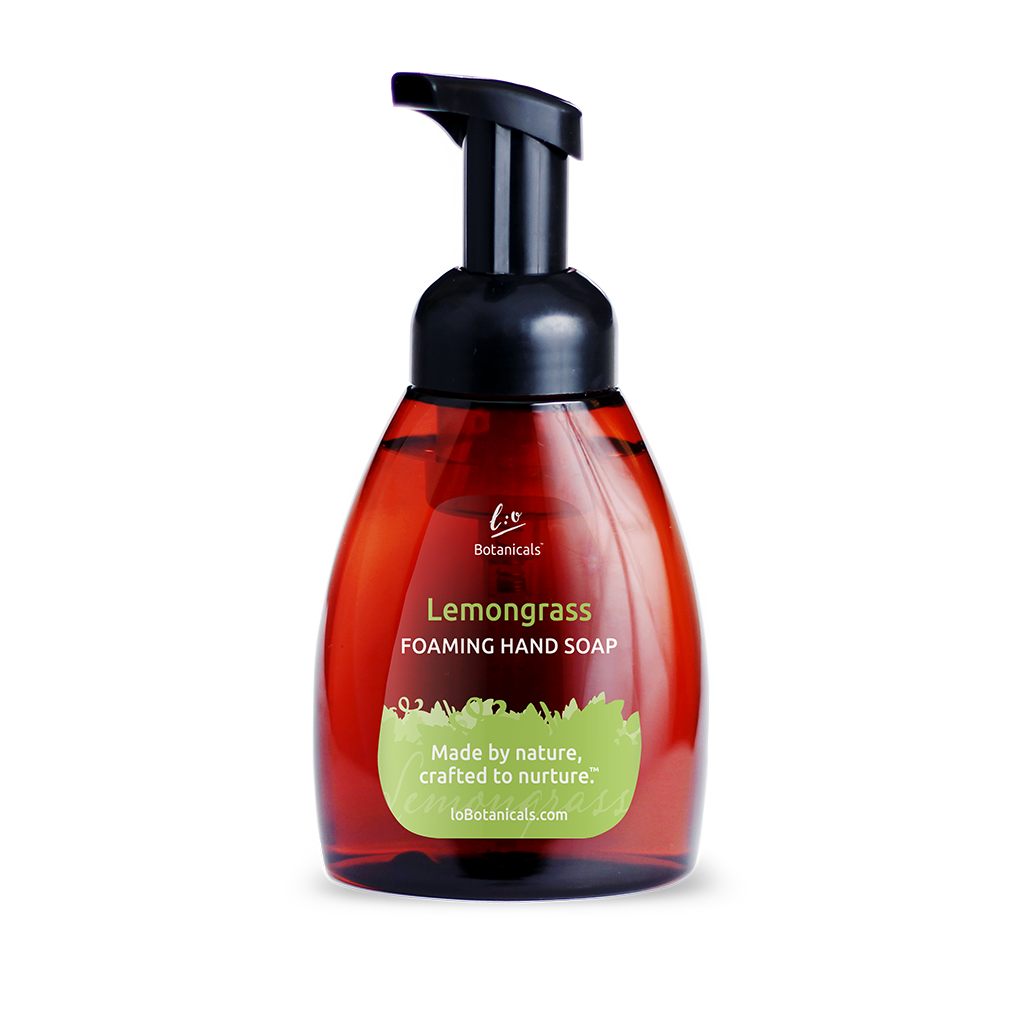 Lemongrass Foaming Hand Soap