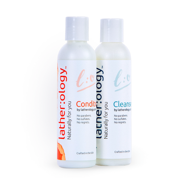 latherology Shampoo & Conditioner Base