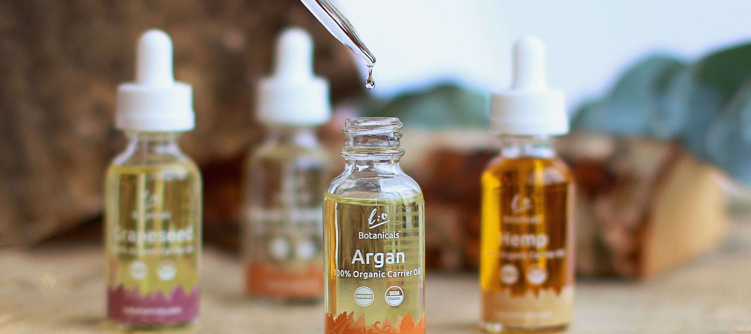 Certified unrefined organic, discover carrier oils.