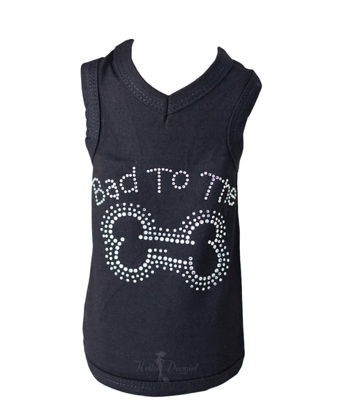 Bad to the Bone Tank