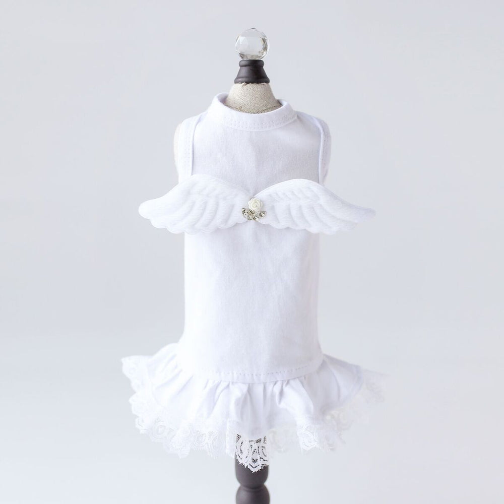 Lil' Angel Dog Dress