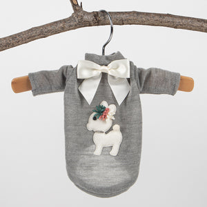 Baby Deer Dog Sweater