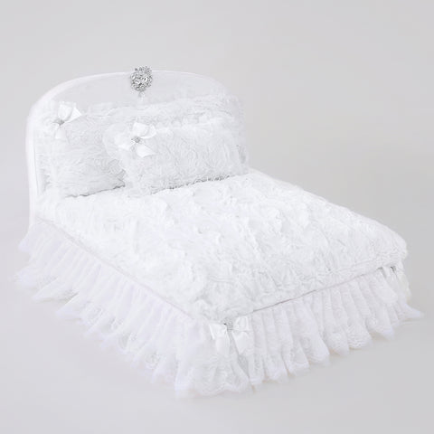 The Enchanted Nights Collection Dog Bed: Snow White