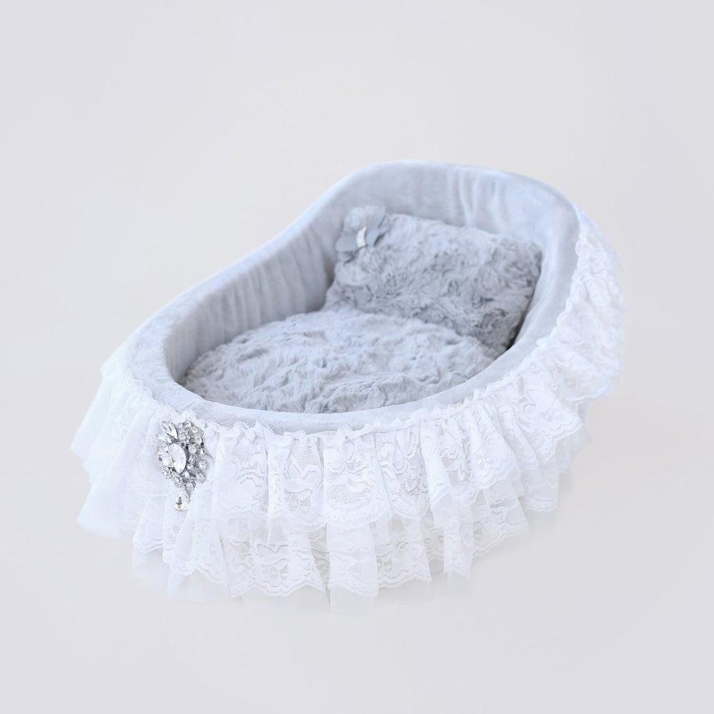 Crib Dog Bed