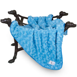 Rosebud Dog Blanket
