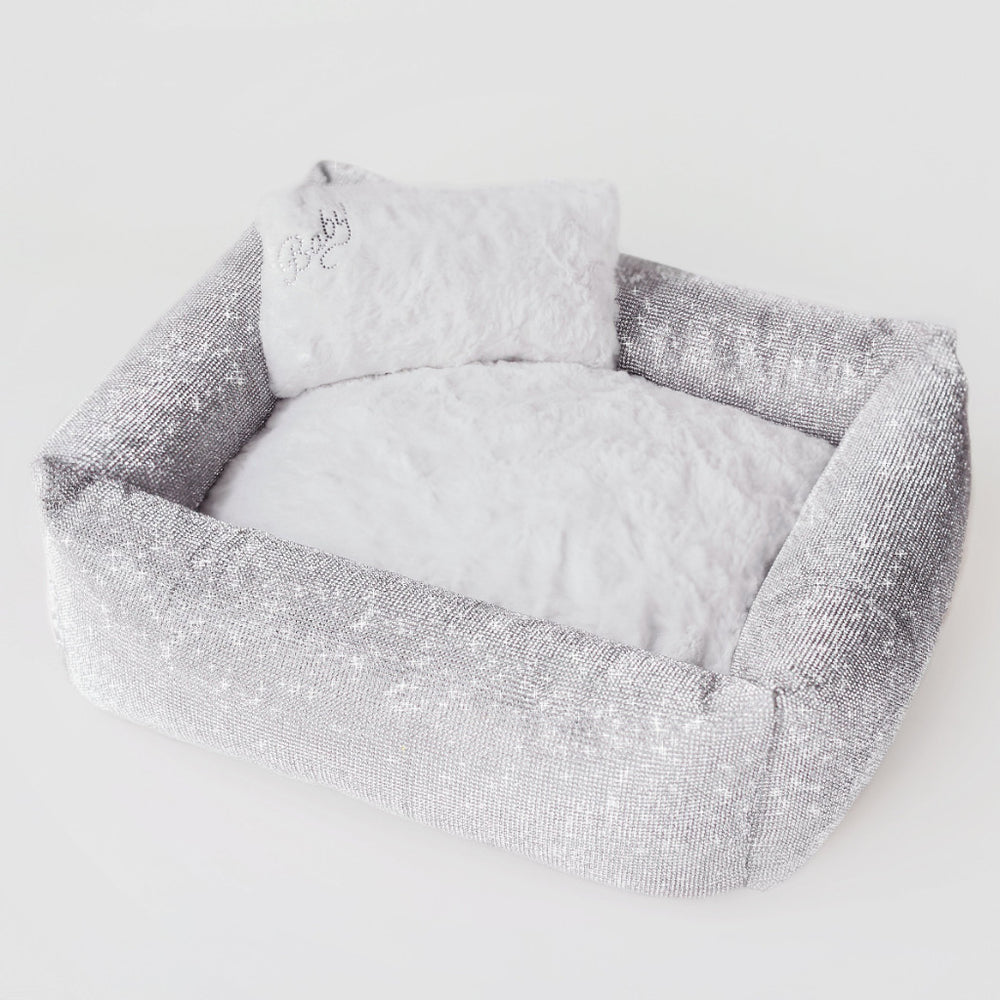 Imperial Crystal Dog Bed