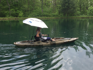 Always Shady Kayak Umbrella System | Always Shady Umbrella Systems