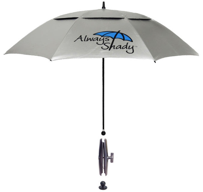 Always Shady Multi Use Umbrella System