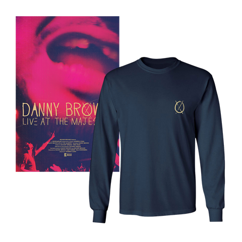 Danny Brown: Live at the Majestic Documentary + Longsleeve Bundle