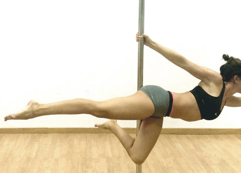 Beneficios del Pole Dance o Baile en Barra Americana