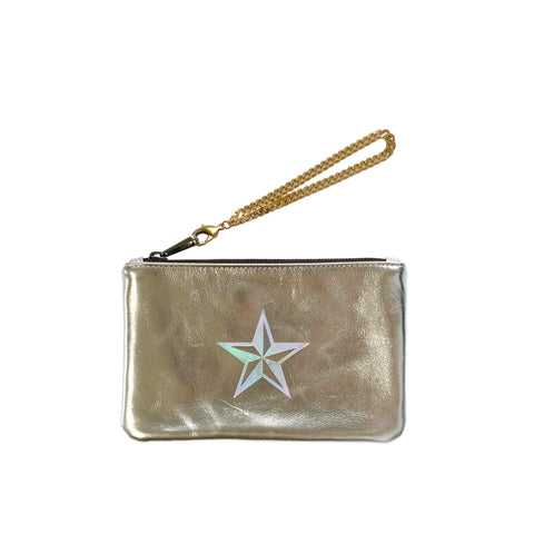 DMACK NAUTICAL STAR WRISTLET - Silver